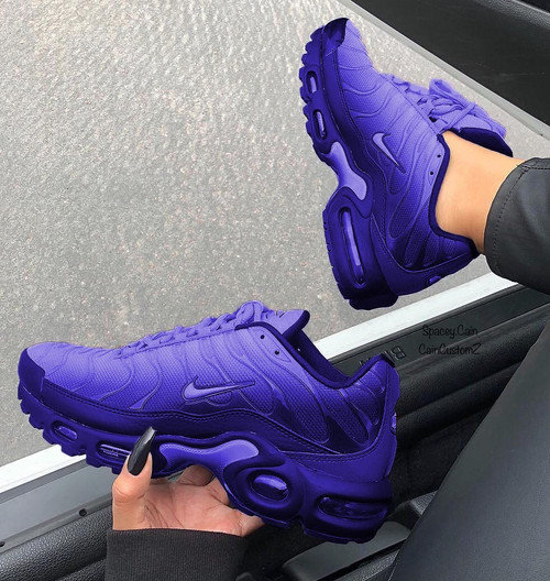 Purple Lava Ruption Air Max Plus ( GS And Men Size )