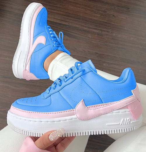 Pink Caroline Jester Airforces ( Women Sizes )