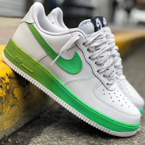Lemon Lime  Airforces ( GS AND MEN )