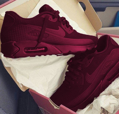 Cherry Red AirMax 90 ( GS AND MEN SIZES ) ON SALE