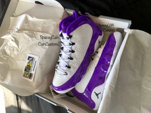 Grape 9s ( Youth Sizes 3.5Y-7Y )