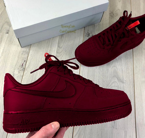 Matte Metallic Airforces GS and Men Sizes