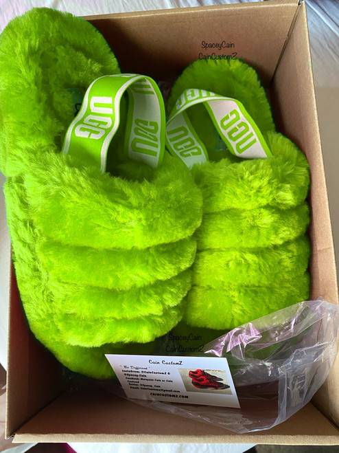 Slimey Ugg Slippers ( Women Sizes Only 20 Pair Available )