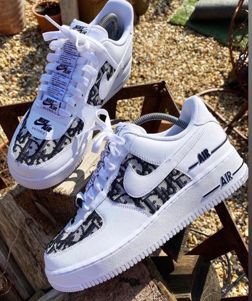 Dior LV8 3 Air Force 1 ( Gs And Men sizes )