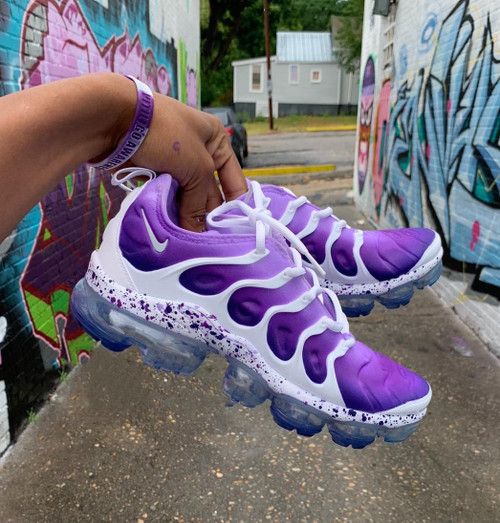 Purple Reign VaporMax Plus ( GS AND MEN SIZES )