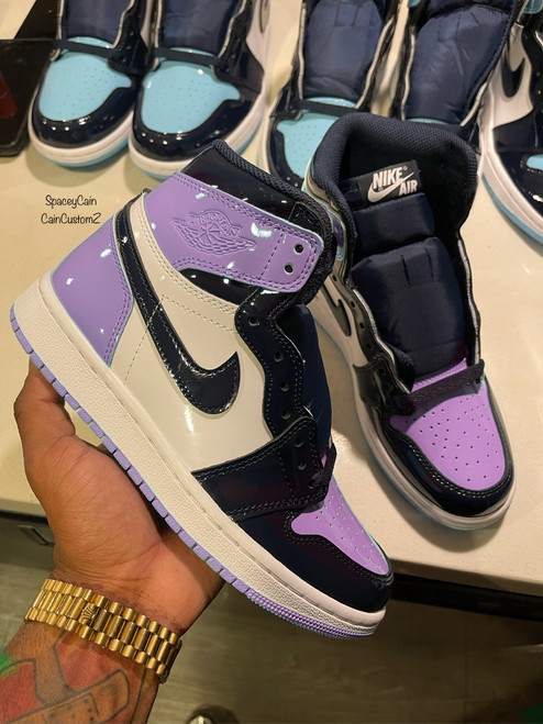 Lavender Patent 1s ( Women sizing )