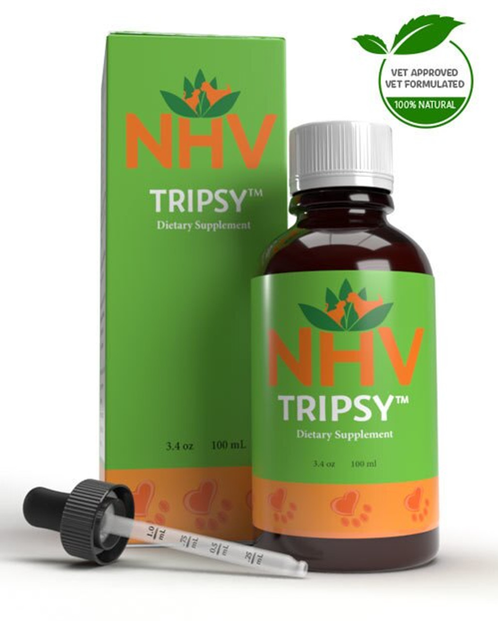 Nhv Tripsy For Rabbits Natural Urinary Tract Support