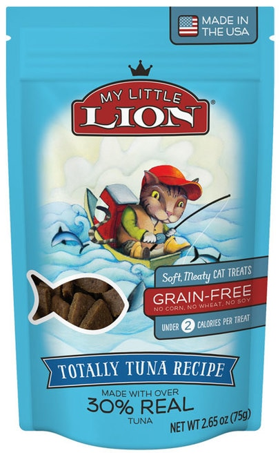 My Little Lion Tuna Cat Treat