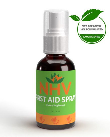 First Aid Spray for cats