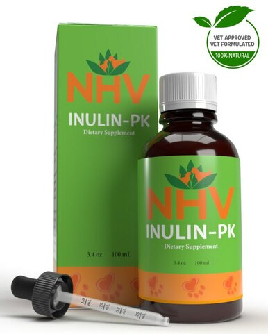 Inulin-PK for dogs