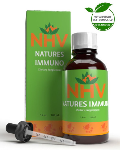 Natures Immuno For Cats