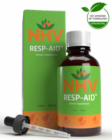 Resp-Aid™ for dogs