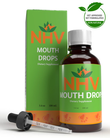 Mouth Drops for Cats