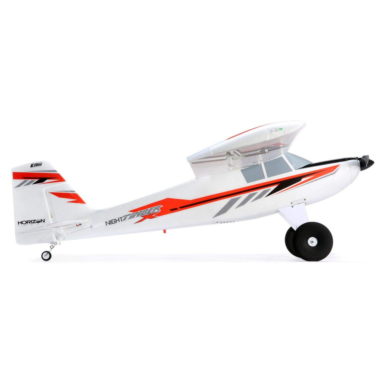 E-flite RC Airplane Night Timber X 1.2m (Transmitter, Battery and Charger not Included) with AS3X & Safe Select, EFL13850