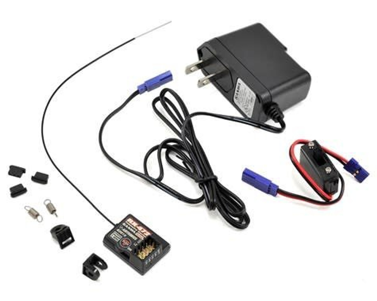 SANWA M12S-RS 2.4GHz Transmitter with 1 x RX-482