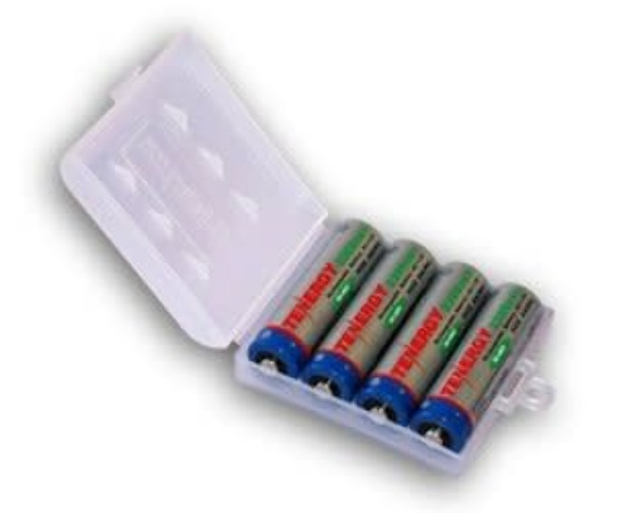 Tenergy Battery Case for AAA batteries