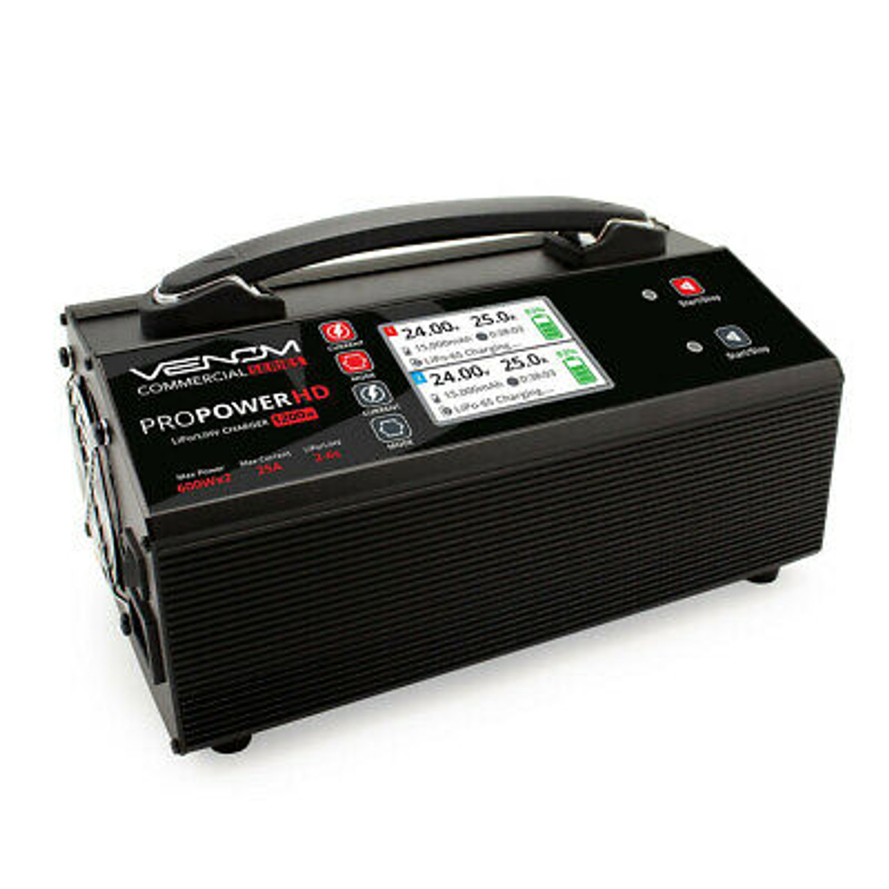 Venom Commercial Series Pro Power HD LiPo/LiHV Charger