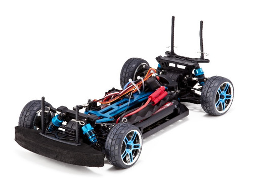 RedCat LIGHTNING EPX PRO 1/10 SCALE BRUSHLESS ON ROAD CAR RED