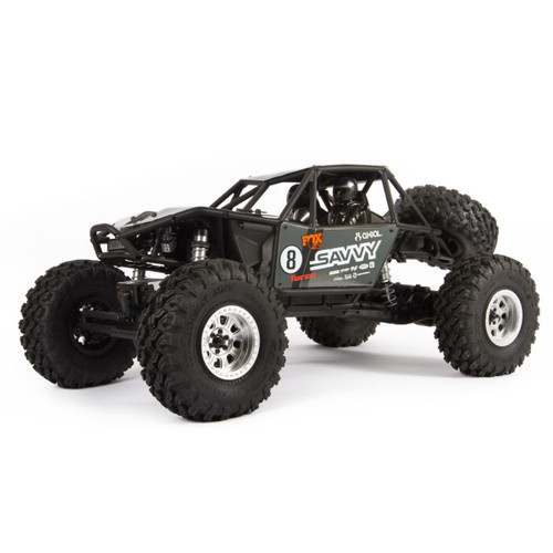 Axial RR10 Bomber 1/10th 4wd RTR Grey