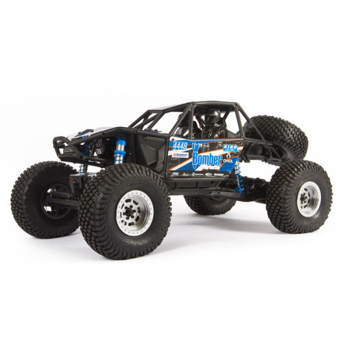 Axial RR10 Bomber 1/10th 4wd RTR Blue