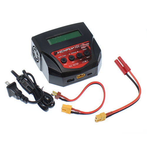 RedCat Hexfly HX-c6d AC Lipo and NiMH Balance Battery Charger/Discharger 6A 60W