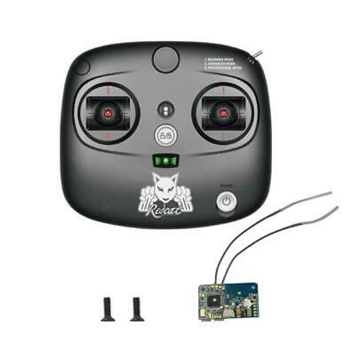 RedCat 2.4Ghz Remote and Receiver with Screws (KM2*6mm 2pcs) (S2-210-26)