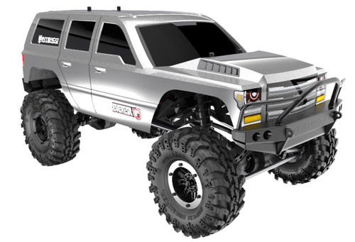 Redcat Everest Gen7 Sport 1/10 Scale Electric RC Scale Rock Crawler Silver