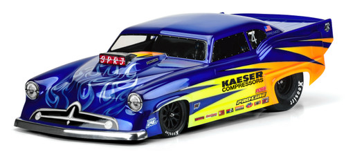 ProLine Super J Pro-Mod Clr Body for Slash 2wd Drag Car