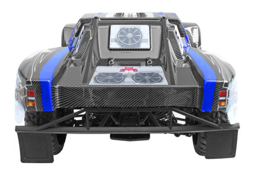 Redcat Blackout SC 1/10 Scale Brushless Electric RC Offroad Short Course Truck Blue