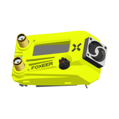 Foxeer Wildfire 5.8G Goggle Dual Receiver Green