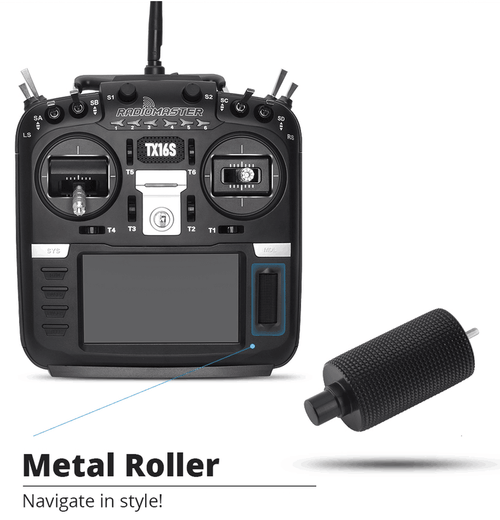 RadioMaster TX16S HALL and Touch Version 16ch 2.4ghz Multi-protocol OpenTX Radio System Mode 2