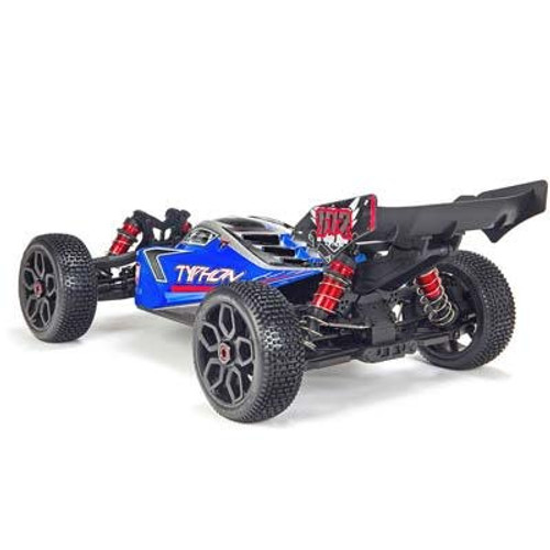 ARRMA 1/8 Typhon BLX Speed Buggy RTR Blue/Silver