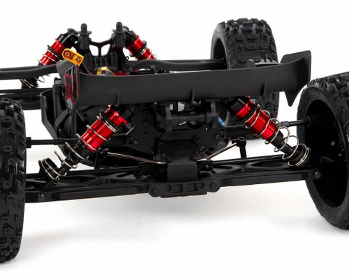 ARRMA 1/8 2018 TALION 6S BLX Truggy 1/8 Red/Black