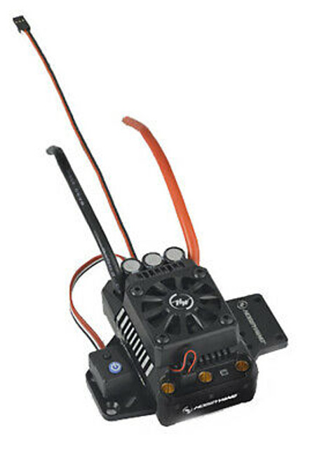 Hobbywing EZRun MAX5 V3 1/5 Scale Waterproof Brushless ESC (200A, 3-8S)