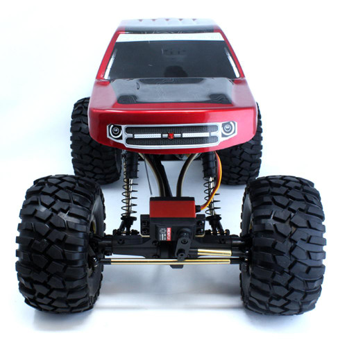 Redcat Everest-10 1/10 Scale Electric RC Rock Crawler Red