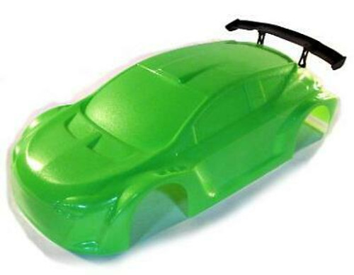 RedCat 1/10 200mm Onroad Car Green Rally