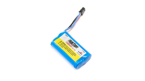 Dynamite 7.4V 1500mAh 2S Lithium Ion Battery PRB React 17 DYNB0108
