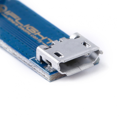 iFlight L-Type Adapter Plate Micro USB Male to Female C006559