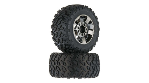 Arrma AR550035 dBoots Ragnarok Tire Wheel Set
