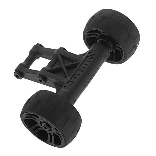 ARRMA AR320366 Wheelie Bar Set Outcast: ARAC9493,Black