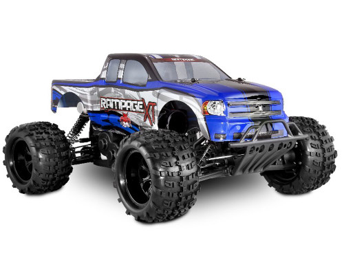 Rampage Xt 1/5 Scale Gas Truck (Blue)