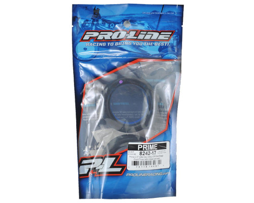 PROLINE 824217 Prime 2.2 2Wd MC Clay Off-Road Buggy Front Tires with Closed Cell Foam