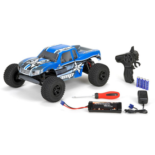 AMP MT 1:10 2wd Monster Truck:BTD Kit