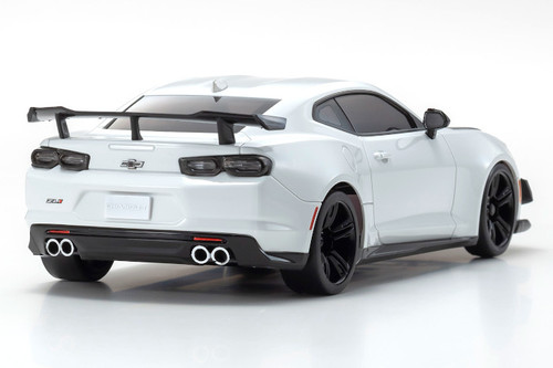 Kyosho Mini-Z MZP242W ASC MR-03W-MM Chevrolet Camaro ZL1 1LE Summit White