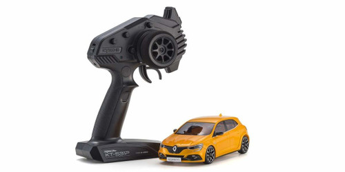 Kyosho MINI-Z FWD RENAULT MEGANE R.S. Tonic Orange Readyset RTR 32421OR