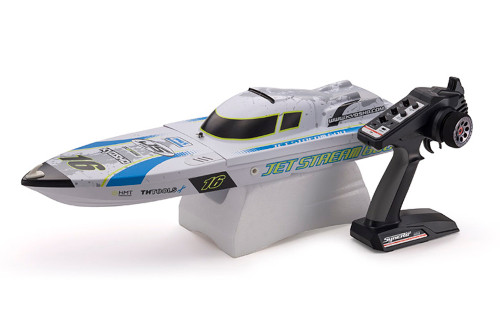 Kyosho 1/20 Scale Radio Controlled Electric Powered Boat EP JETSTREAM 600 Color Type2 r/s 40132T2