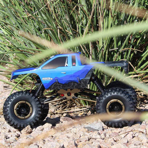 Redcat Everest-10 1/10 Scale Electric RC Rock Crawler Blue