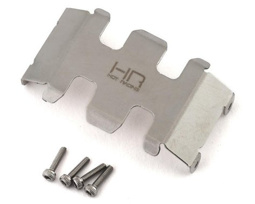 Stainless Steel Center Belly Skid Plate SCX24