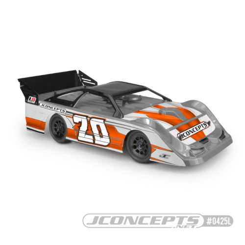 Jconcepts L8D DECKED LATE MODEL BODY Lightweight