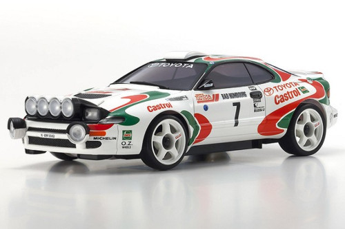 Kyosho MINI-Z AWD CELICA TURBO 4WD No  ReadySet 32615JK